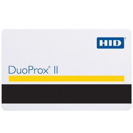 Karty HID DuoProx II