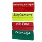 Etykieta promocyjna