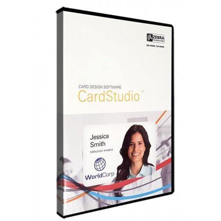Zebra Card Studio 2.0 Classic