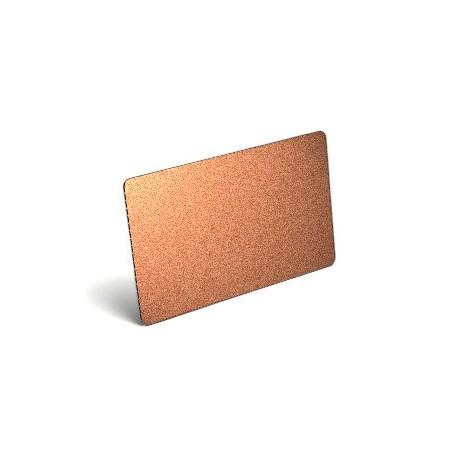 Karty plastikowe PVC złote